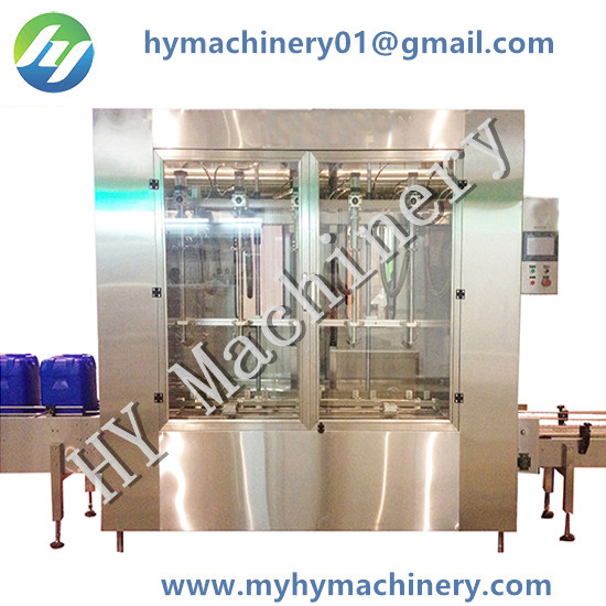 Automatic Weighing Filling Machine