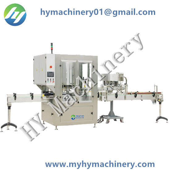 Automatic Rotary Multi Heads Capping Machine