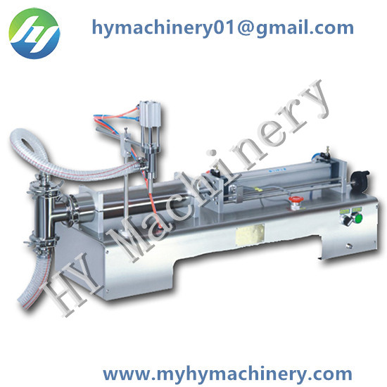 Semi Automatic Single Head Pneumatic Piston Filling Machine