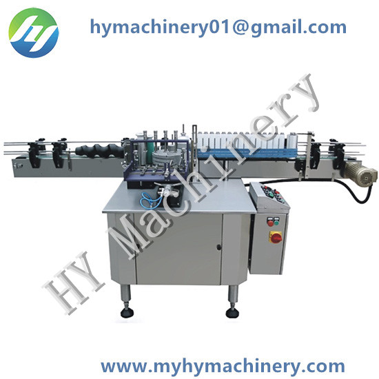 Automatic Cold Wet Glue Labeling Machine