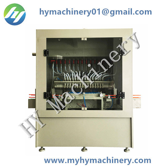 Automatic Anti Corrosive Piston Filling Machine