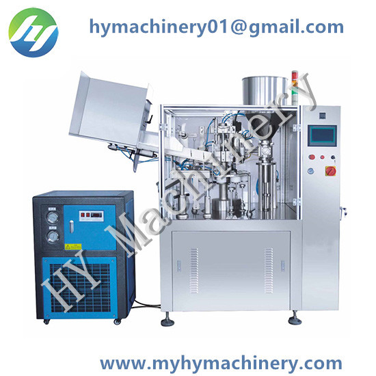 Full Automatic Plastic Tube Filling Sealing Machine