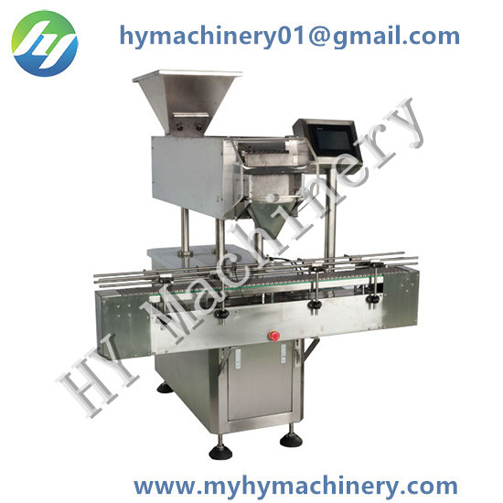 8 Channel Automatic Electronic Counting Machine