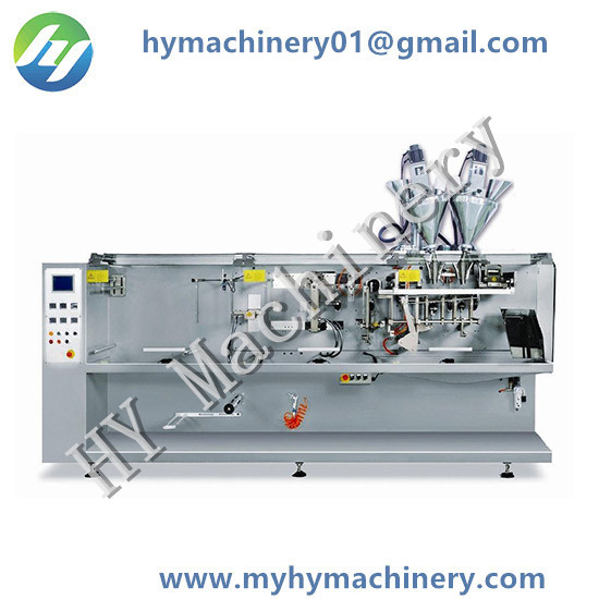 HY-180 HFFS Horizontal Forming Filling Sealing Pouch Packing Machine