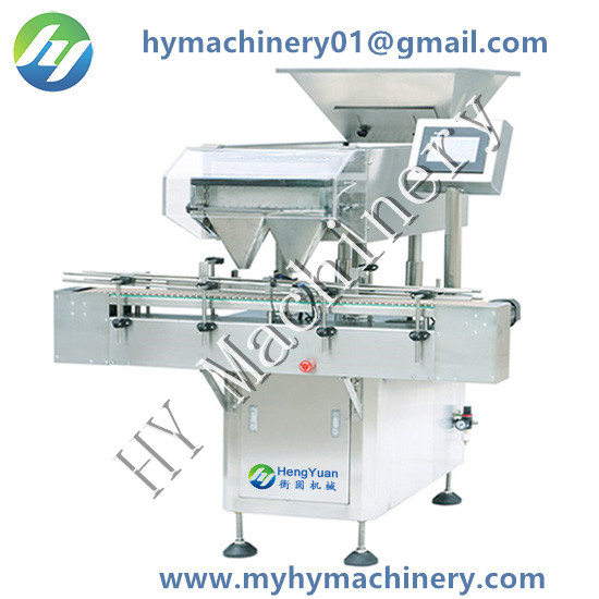 24 Channel Automatic Electronic Counting Machine