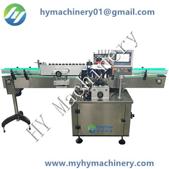 Automatic Positioning High Accuracy Cold Wet Glue Labeling Machine