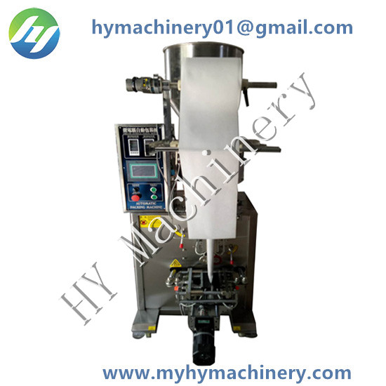 Small VFFS Vertical Granules Packing Machine