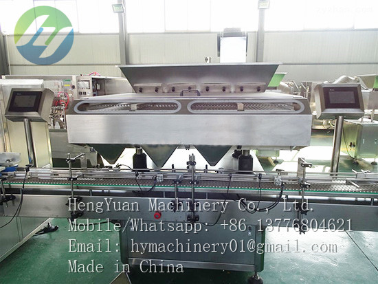 48 Channel Automatic Electronic Counting Filling Machine