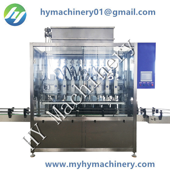 Automatic 5kg Weighing Liquid Filling Machine