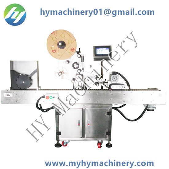 Automatic Horizontal Non-dry Sticker Labeling Machine