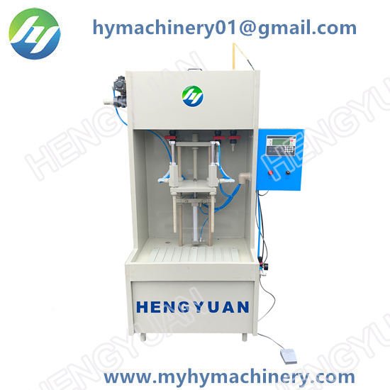 Semi Automatic Anti-corrosive Liquid Filling Machine