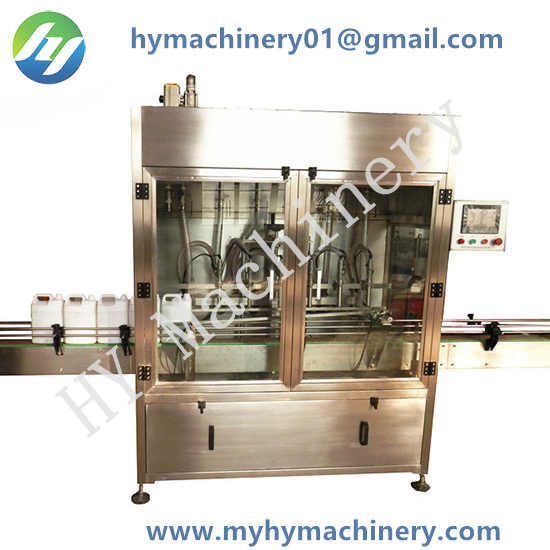Automatic 5Liter Volume Piston Filling Machine