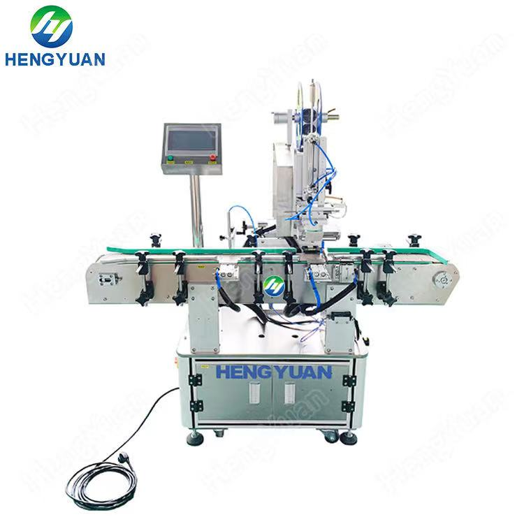 High-accuracy Arm Vaccum Absorbing Label Plane Labeling Machine