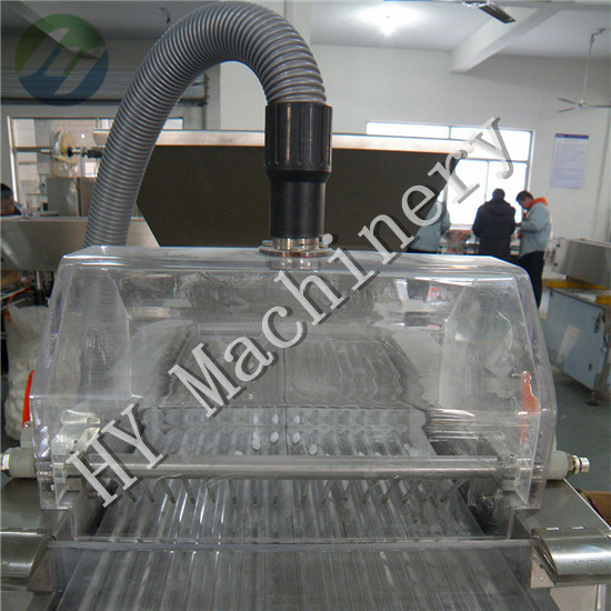 automatic electronic capsules counting filling machine