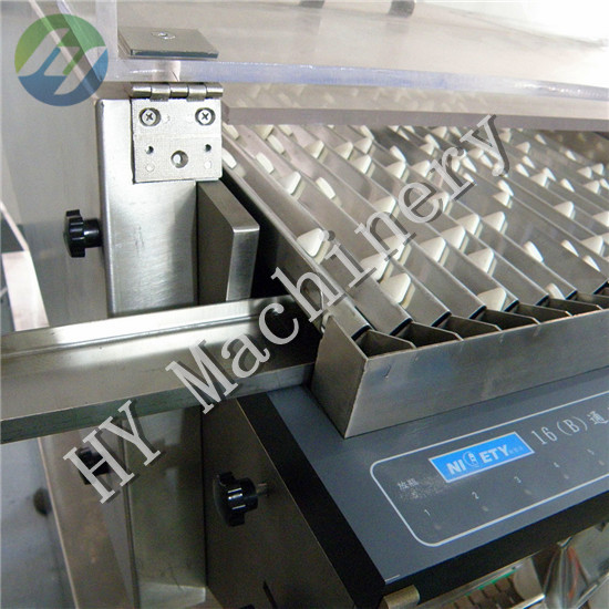 automatic gel counting filling machine