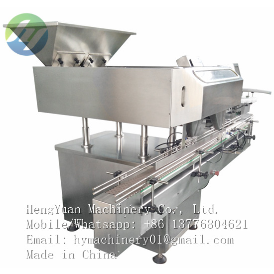 gel counting bottle filling machine