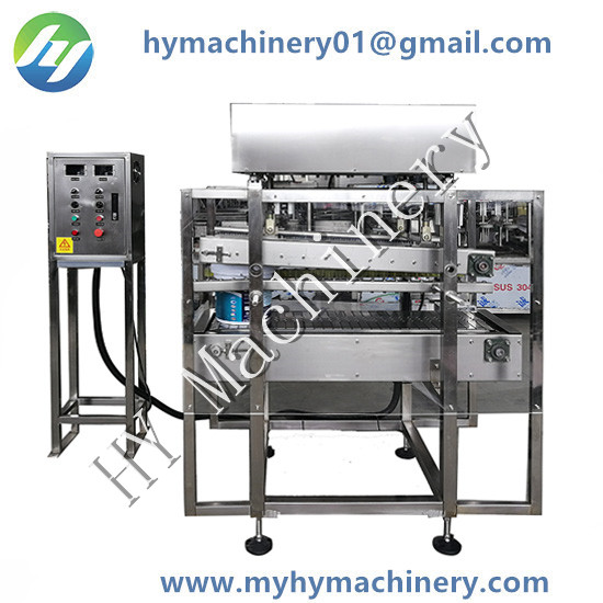 pail lid pressing capping machine