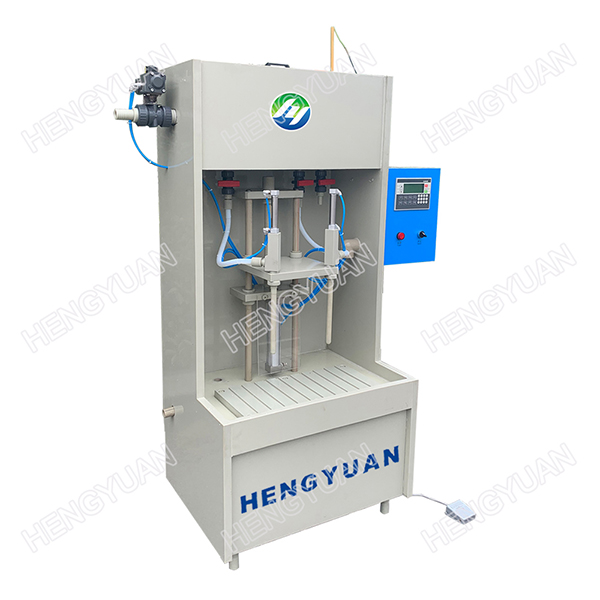 bleach filling machine